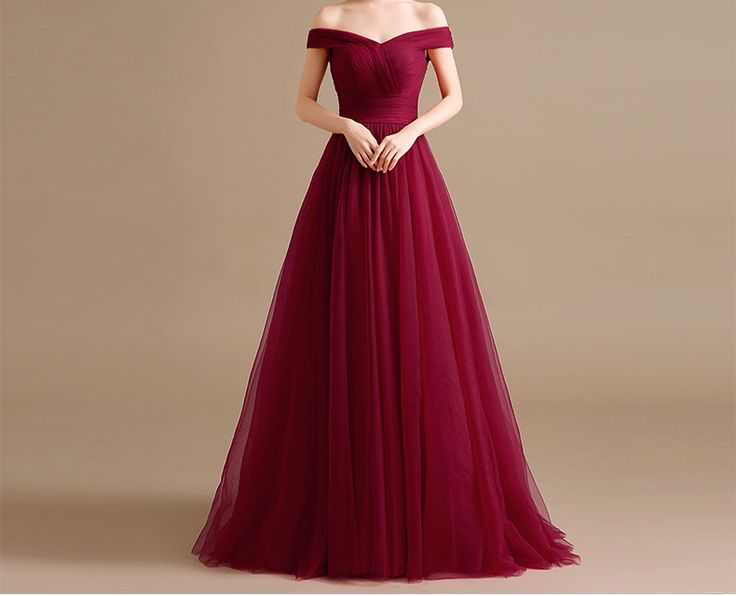 cap sleeves burgundy prom dresses
