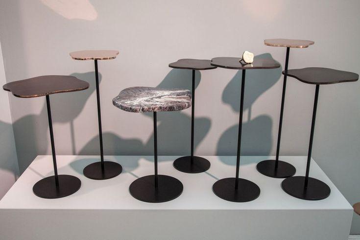 Side Table Design : Grace lily side table design