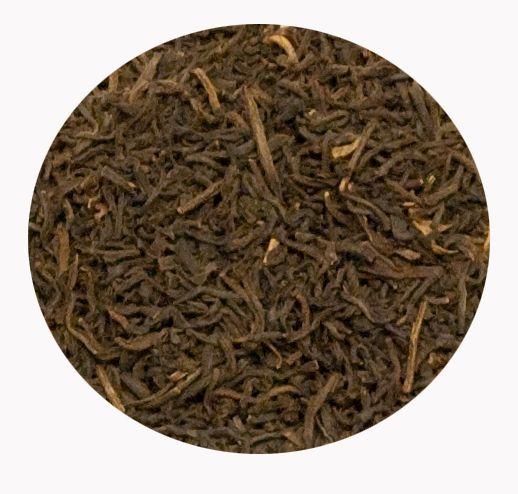 """""""Té Negro Sin Teína"""" Para disfrutar del sabor del té negro incluso por las noches o en momentos de relax. 8€ / 100gr."""