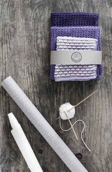 T44: Design 10 - 11 -12  #bomull #cotton #strikk #knit #klut #washing