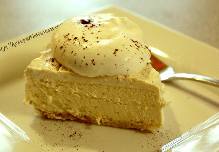 Almond Cake Recipe Keto: Low Carb Cheesecake (Ketogenic Woman)