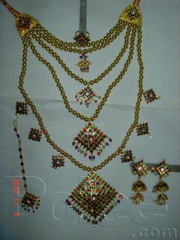 17 Best Durri Sindhi Jewellery Images On Pinterest