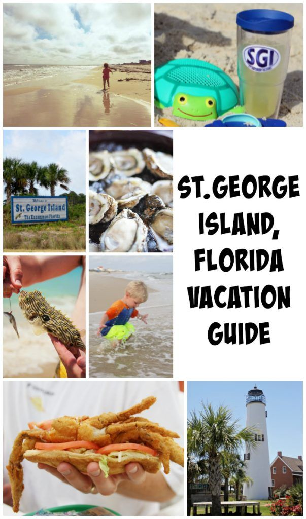 Exploring St. George Island, Florida - Savvy Sassy Moms
