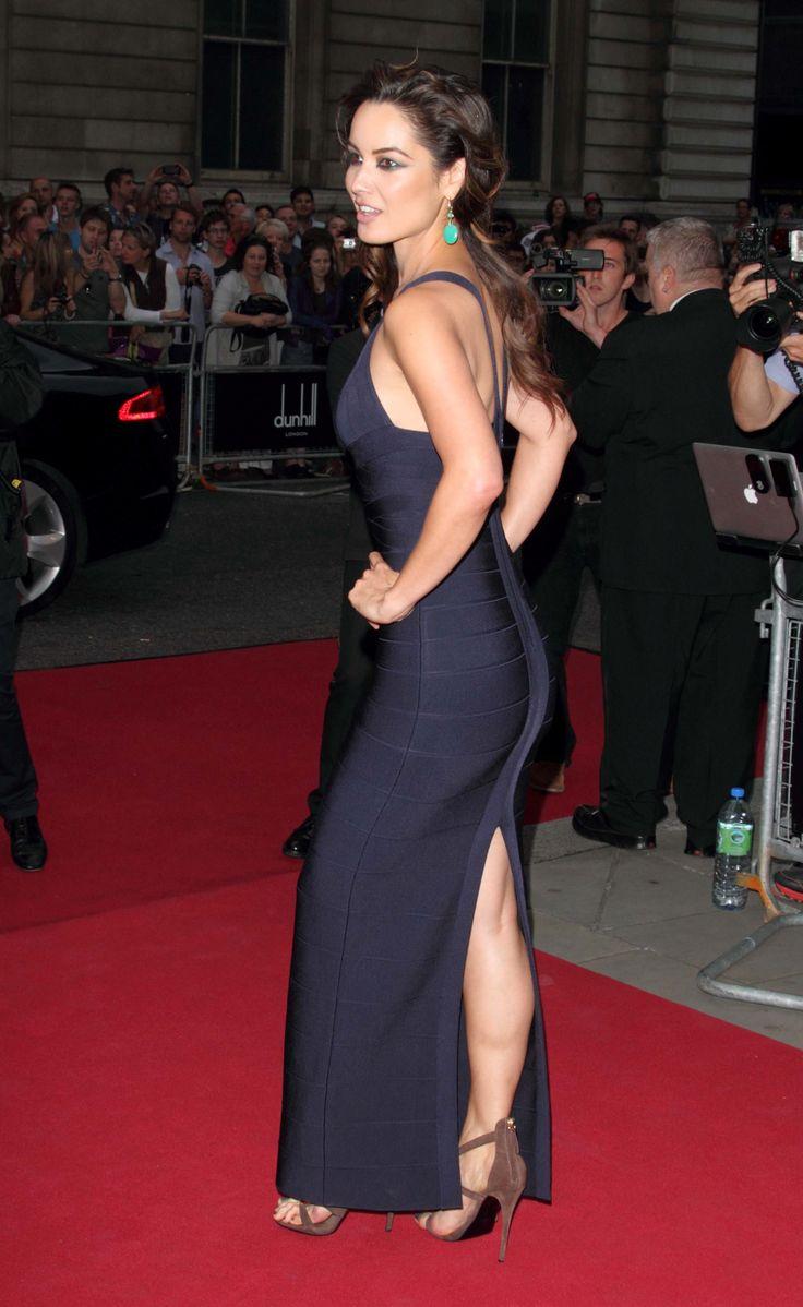 Berenice Marlohe Skyfall Dress 34 best BOND GIRLS ima...
