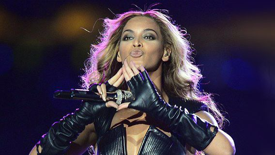 Beyonce was Demon Possessed at Super Bowl Halftime Show!