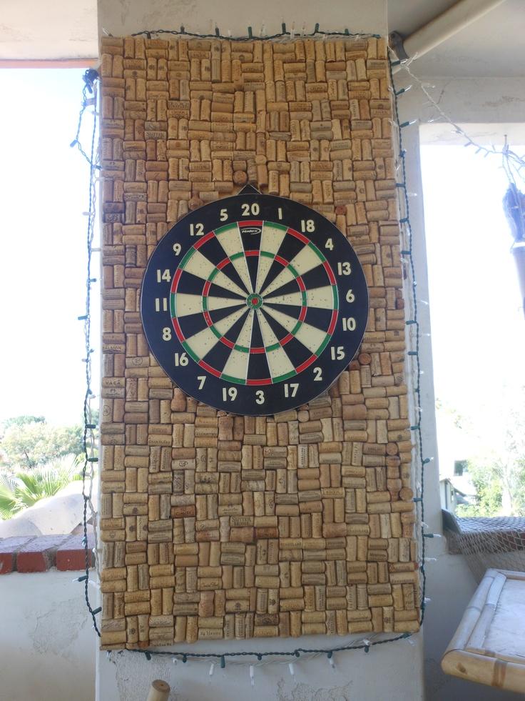 my cork dart board lil 39 bit corky pinterest dart board darts and cork. Black Bedroom Furniture Sets. Home Design Ideas