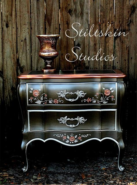 17 Best Ideas About Metallic Furniture On Pinterest Silver Dresser Metallic Dresser And