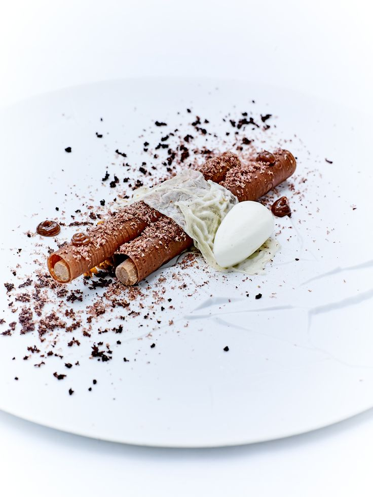 Chocolate heaven at Le Cinq thanks to Chef Stéphane Tranchet