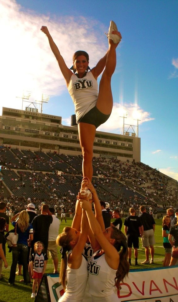 wishing i could pull my heel stretch..