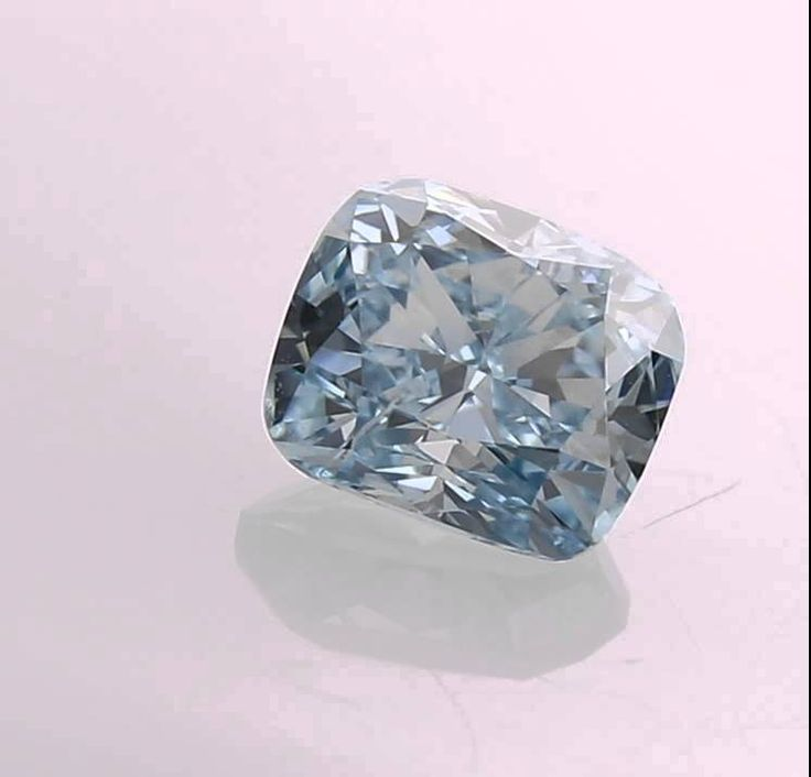 VIVIAL - BLUE DIAMONDS  CI102B  0.97ct