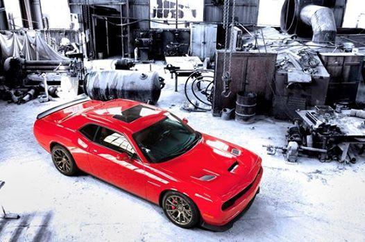 Dodge Challenger SRT Hellcat   #AutoBildMexico http://autobild.com.mx/especial/dodge-challenger-srt-hellcat/