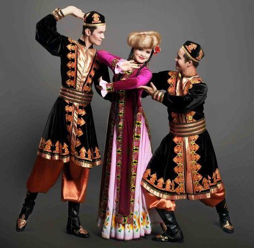 уйгурский танец картинки кого
