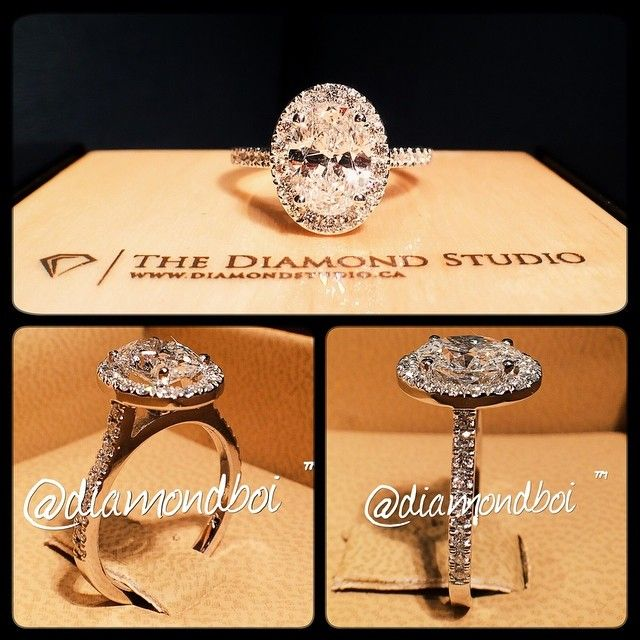 THIS IS TO DIE FOR! they have such gorgeous vintage style oval rings! Absolutely gorgeous!!! The only oval ring I have seen and liked