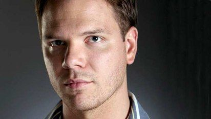 Jim Parrack Drinks Blood Movie