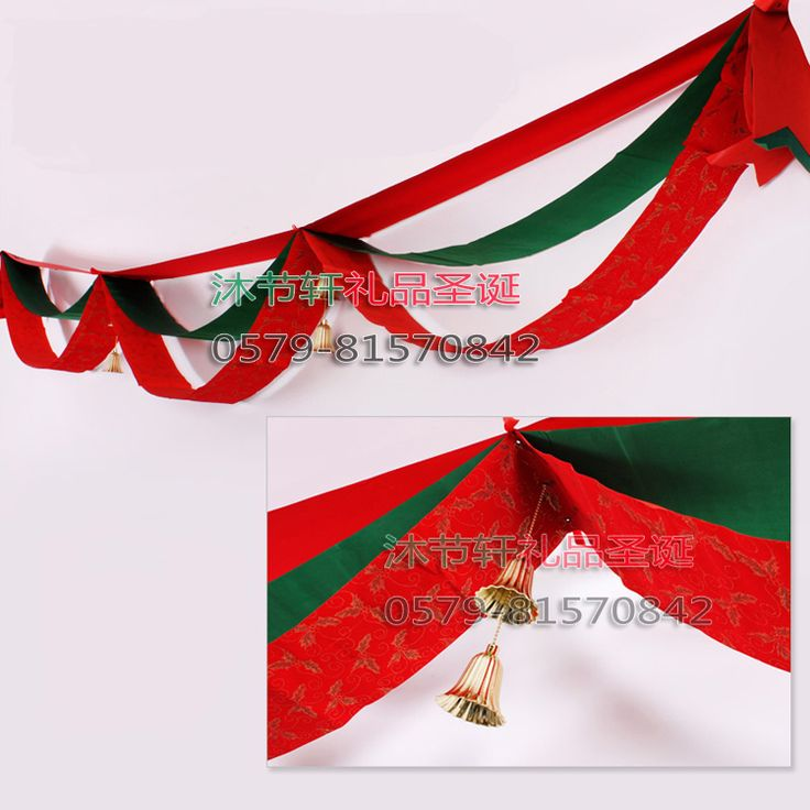 simple cheap christmas ceiling decorations - Google Search