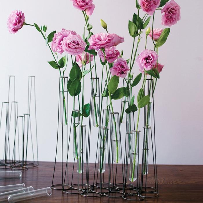 Stilt Test Tube Vases Set of