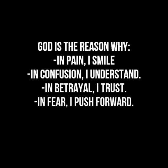 So true... thank You Lord. ❤️ He always has the perfect answer, the perfect timing, and the perfect remedy for every situation