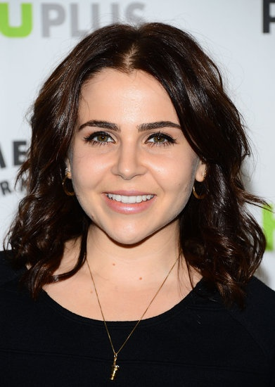 Mae Whitman at PaleyFest. See all the TV stars who were there when you click through our gallery: