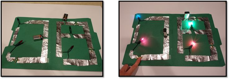 Nitty Gritty Science: STEM Activity: Holiday Light Circuits