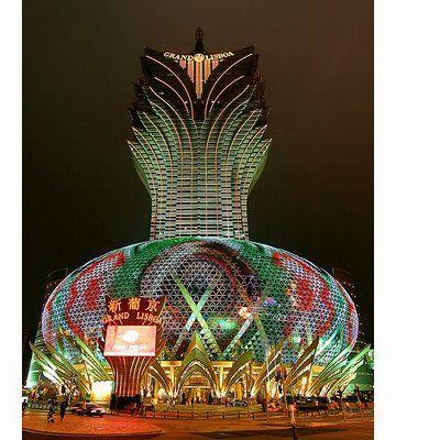 Grand Lisboa – Macao,China » Grand-Lisboanight