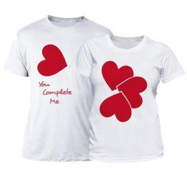 Set tricouri Complete Heart
