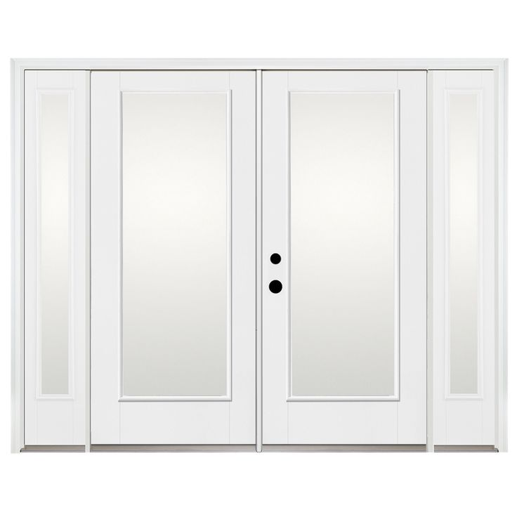 Benchmark Doors Lowes Therma Tru Benchmark Doors Emerson Left Hand Inswing Fiberglass Entry