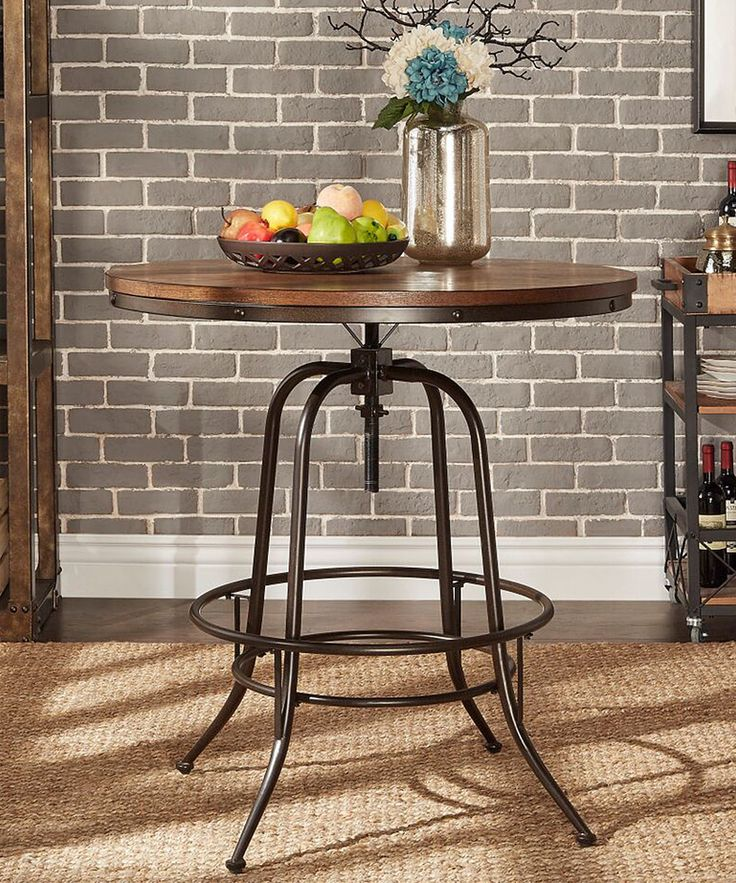 Industrial High Top Table: Best 25+ High Top Tables Ideas On Pinterest