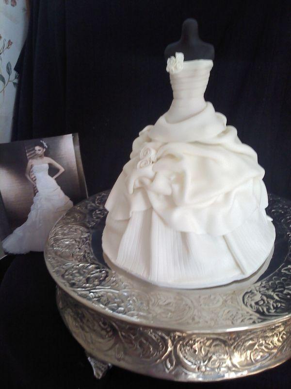 wedding dress cake beautiful cakes in 2018 pinterest dress cake wedding dress cake and cake