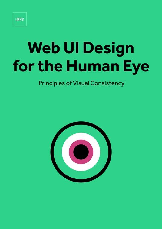 Grab this free web UI ebook on designing for visual consistency now.