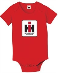 International Harvester Infant Onesie