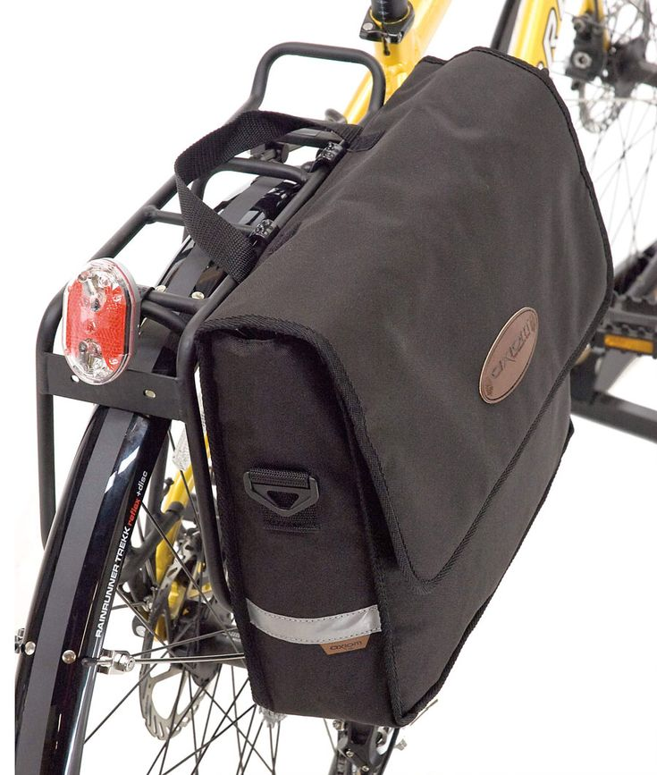 Axiom has released some stylish new pannier bags for bicycle commuters. This lovely Town & Country shopping bag…