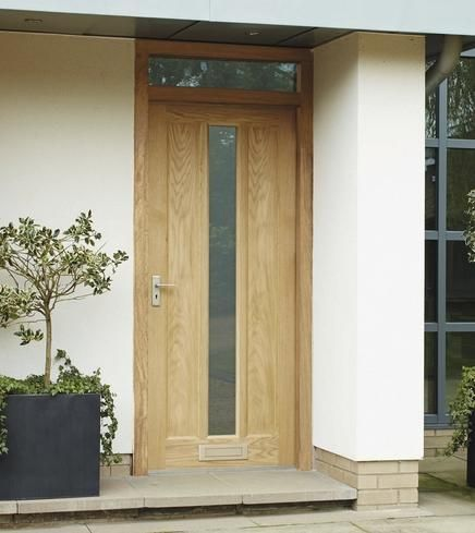 External Worcester Oak Glazed | External Hardwood Doors | Doors & Joinery | Howdens Joinery