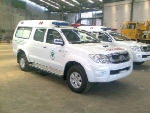 Spesifikasi Ambulance Toyota Hilux | Karoseri Mobil Ambulance