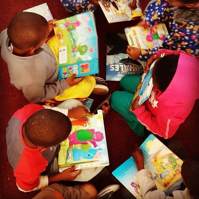 Volunteer with Via Volunteers in South Africa and encourage our precious children to love reading!