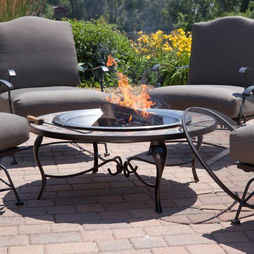 17 Best Ideas About Stainless Steel Fire Pit On Pinterest