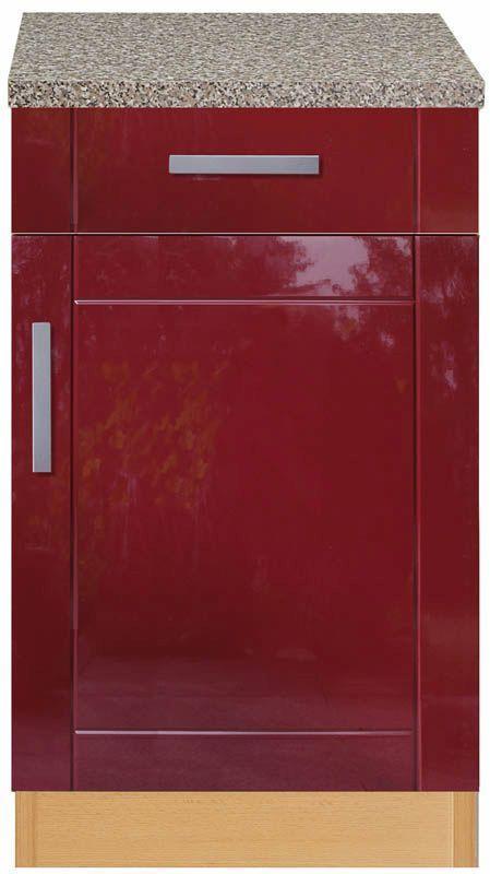 Unterschrank mit einer Schublade Jetzt bestellen unter: https://moebel.ladendirekt.de/wohnzimmer/schraenke/weitere-schraenke/?uid=9cca694c-98bc-50e1-8f7e-7463c4f0e423&utm_source=pinterest&utm_medium=pin&utm_campaign=boards #küchenschrank #unterschrank #schraenke #kuchenunterschrank #küche #wohnzimmer #küchenunterschrank #weitereschraenke