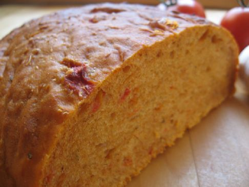 Amish Tomato Bread Recipe via @SparkPeople