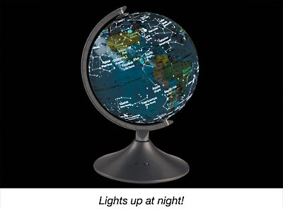 Light Up the Sky! Globe at Lakeshore Learning