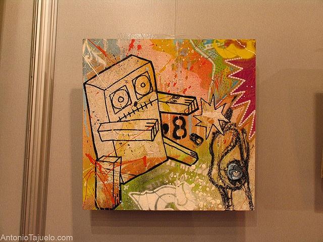 Arte Reciclado by Antonio Tajuelo, via Flickr