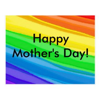 Happy Mother's Day  - Customize ALL text to suit Postcard