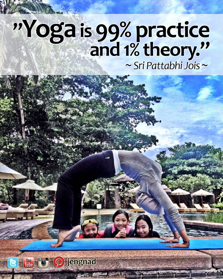 yoga and health quote #ashtanga