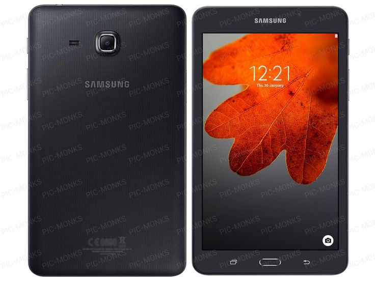 Portfolio stock image of Samsung Galaxy Tab A 2016 Black Feature Image