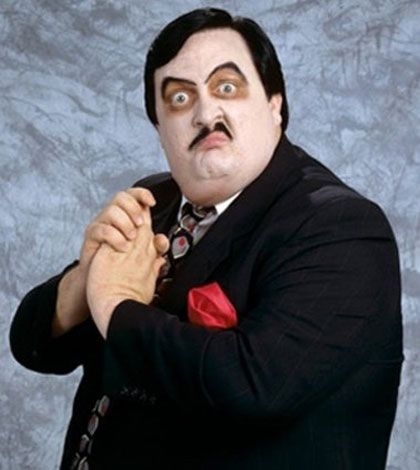 Remember the WWE's Paul Bearer