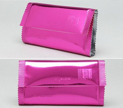 Pink Candy Wrapper Wallet | Mason Martin Margiela