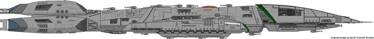 DeviantArt: More Collections Like My TOS BSG redesigns of others New BSG ships by MarcusStarkiller