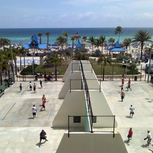 Handball in Florida