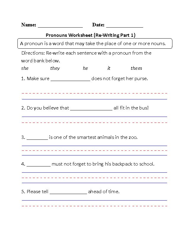 1000 ideas about pronoun worksheets on pinterest pronoun activities teaching pronouns and. Black Bedroom Furniture Sets. Home Design Ideas