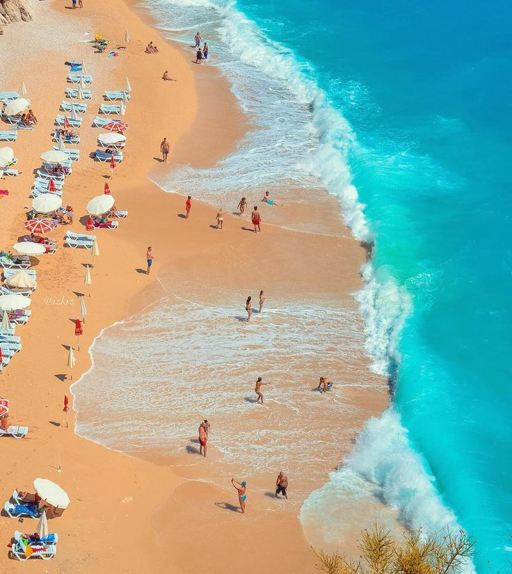 Antalya Kaputaş Beach TÜRKİYE