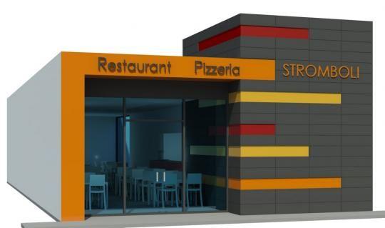 Imagenes de fachadas de locales de amoblamientos buscar for Fachadas de locales de comida rapida