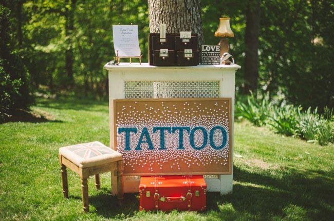 tattoo bar
